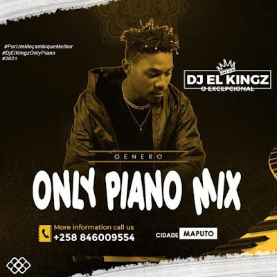 Dj El Kingz - Only Piano