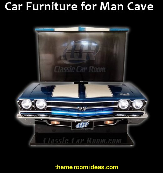 Car Furniture for Man Cave man cave decor man cave furniture