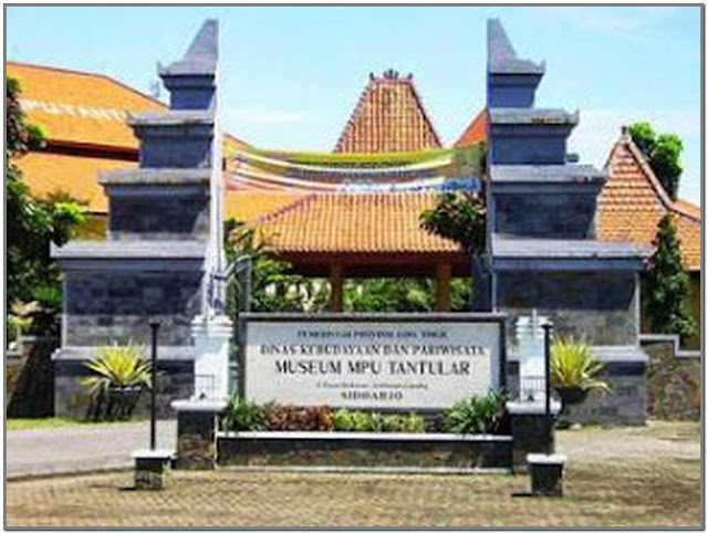 Museum Mpu Tantular:10 Top Destinasi Wisata Sidoarjo;