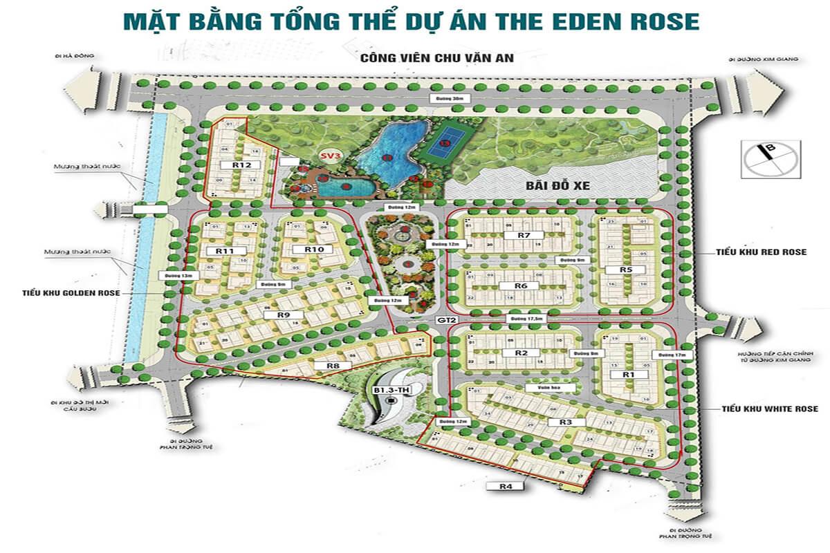 The Eden Rose Thanh Trì