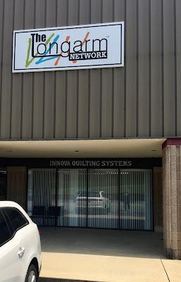 the longarm network greenville south carolina