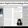 """CONGRATS SHANYNA FOR MAKING THE TOP STORY AT JOHNS HOPKINS HOSPITAL"""