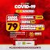 Jaguarari registra 11 novos casos de coronavírus no Boletim desta segunda-feira (26)