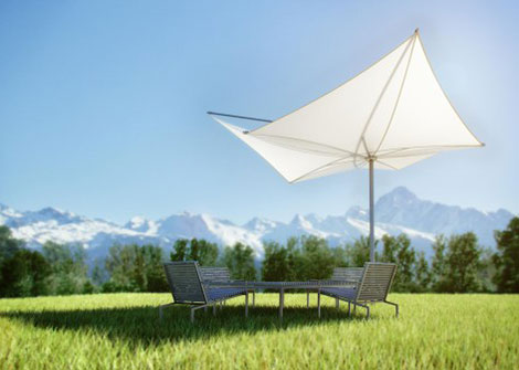 William Miller Design Pool Umbrellas