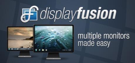 تحميل برنامج  DisplayFusion Pro 9.6.1c  لتكوين شاشة العرض المتعددة وتخصيصها وتحسينها