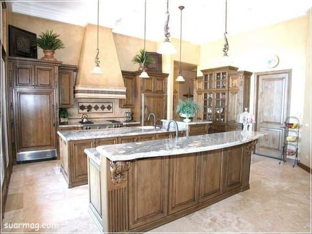 مطابخ خشب 7 | Wood kitchens 7