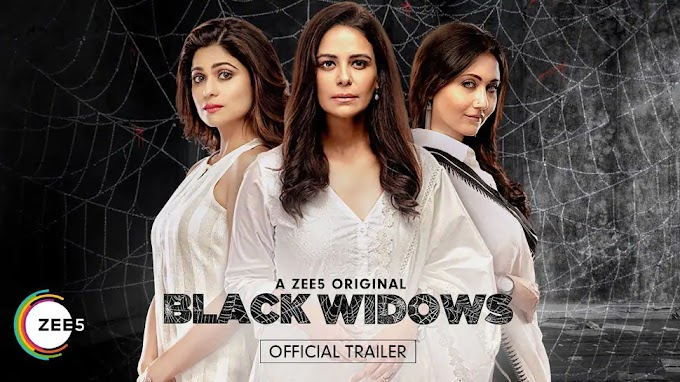 Black Widows (2020) Hindi Completed Web Series HD 720P