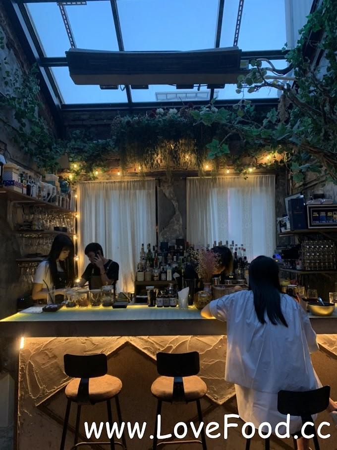 台北大安-弎樓Thirdfloor-藏身在樹屋老宅裡面的餐酒館