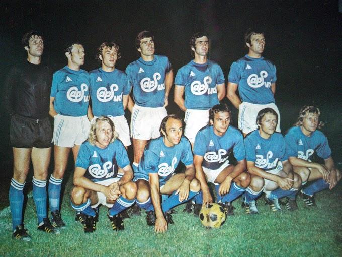 OLYMPIQUE AVIGNONNAIS 1975-76.