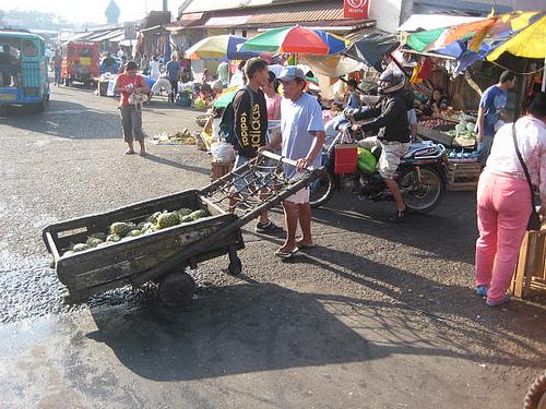 Bangkerohan Market