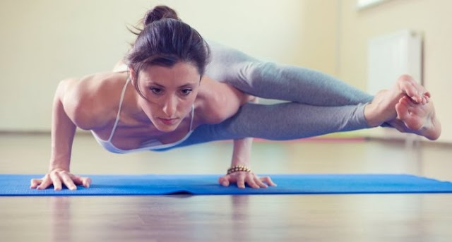 How to Build Our Core Strength with Yoga