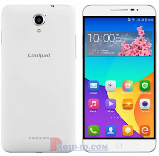 Cara Flashing Coolpad E501