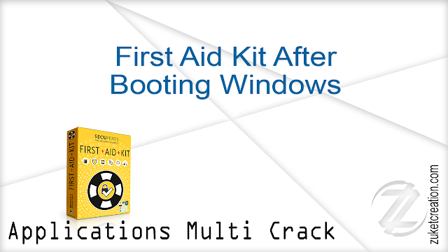 First Aid Kit After Booting Windows    |   2.20 GB