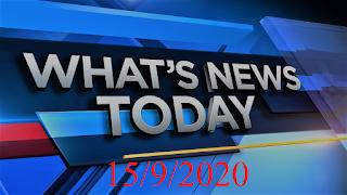 Điểm tin ngày 15 tháng 9 năm 2020