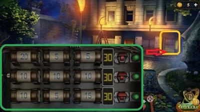 ставим предохранители в щиток в игре затерянные земли 5