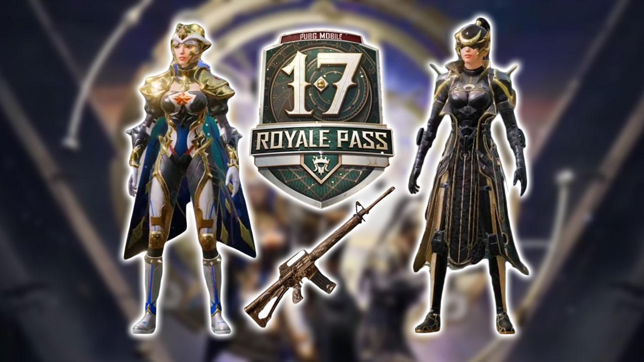 PUBG Mobile Season 17 Royal Pass Confirmed Leaks