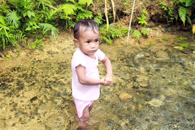 Menelusuri Kolam Renang dan Pemandian Alami Nen Masil di Kepulauan Kei