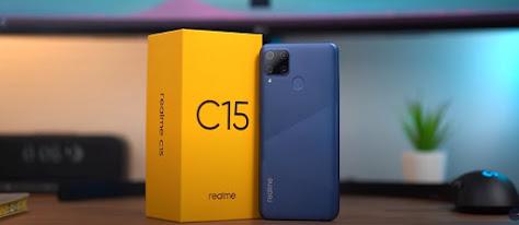 Spesifikasi Realme C15