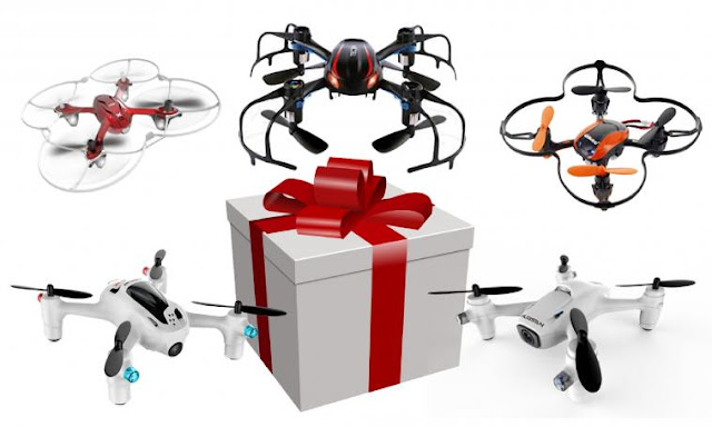 Awesome Tech Gadgets Gifts For Christmas drones