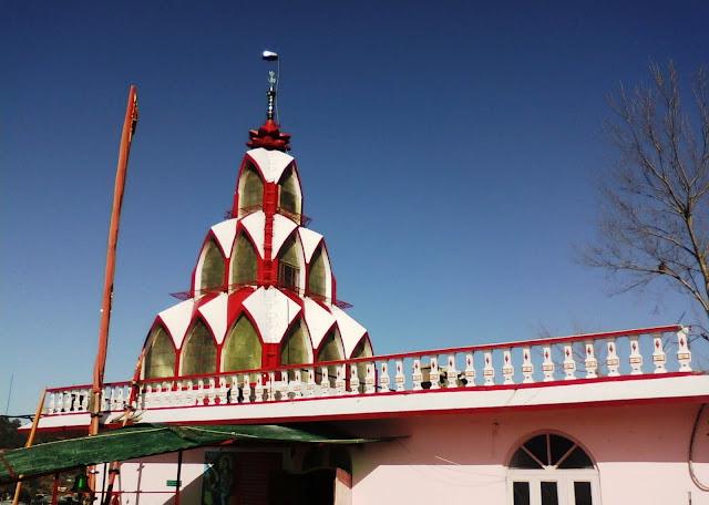 Shri Baba Balak Nath Temple Kasauli