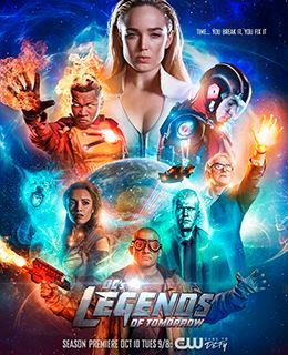 Legends of Tomorrow 3ª Temporada (2017) Torrent – Download