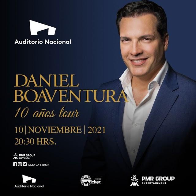 Daniel Boaventura anuncia turnê no México e investe na carreira internacional em 2022