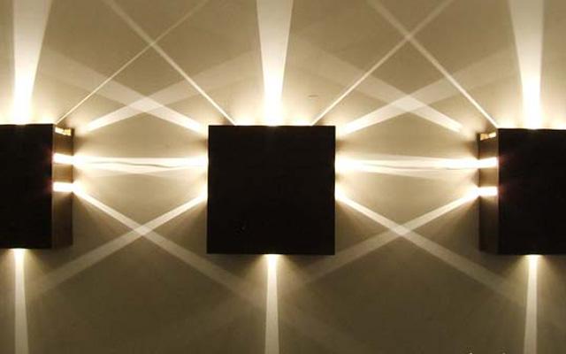 Marzua iluminaci n con apliques de pared - Apliques de luz para exteriores ...