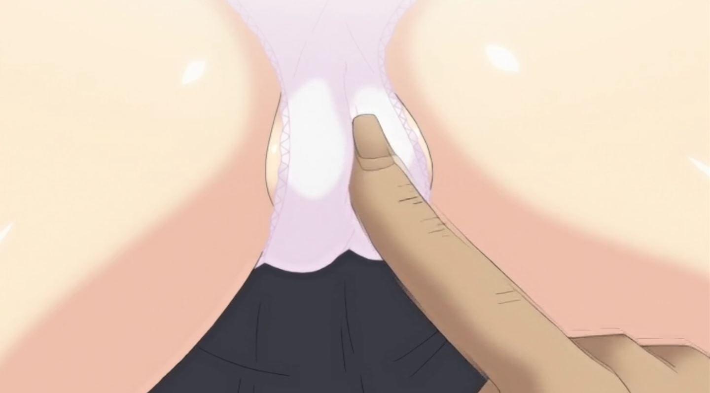 Kyonyuu JK ga Ojisan episódio 1 - Cenas e gifs
