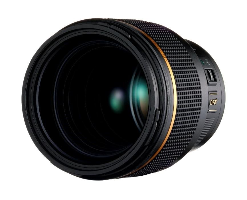 Объектив HD Pentax-D FA★ 85mm f/1.4 SDM AW