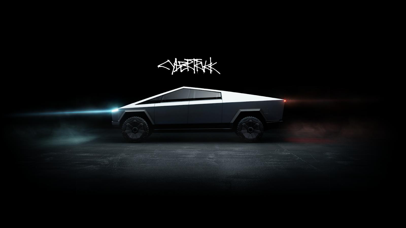 Ein Elektroauto wie aus einer fernen Zukunft | Der Tesla Cybertruck kommt