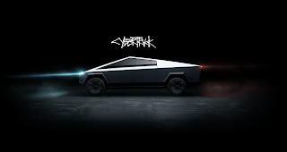 Ein Elektroauto wie aus einer fernen Zukunft | Der Tesla Cybertruck kommt | WOW... wuchtig