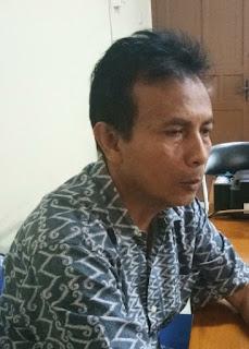 Kepala Dinas Kop UKM Dagrin (Koperasi UKM, Perdagangan dan Perindustrian) Kota Sukabumi, Ayep Supriatna