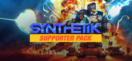 SYNTHETIK Supporter Pack-GOG