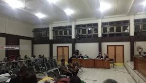 Ketua KPU Palembang jelaskan asal muasal surat pernyataan