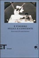 E vissero felici e contenti-Traduzione di Francesca Cosi e Alessandra Repossi - copertina