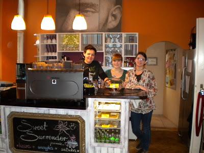 Sweet Surrender Coffee Shop