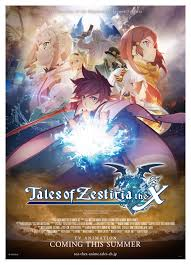Tales of Zestiria the X  (2016-2017)