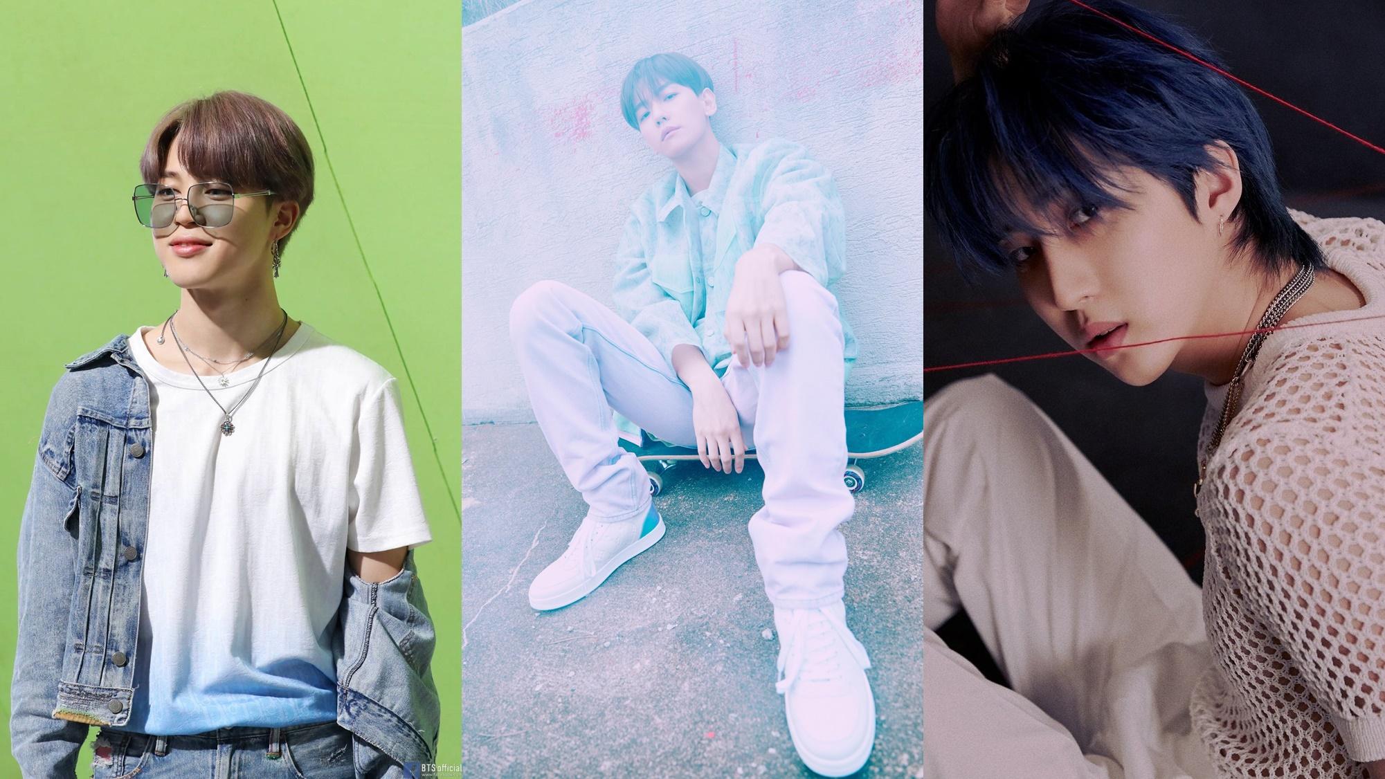 List of Brand Reputation of K-Pop Boy Group Members' in October 2020