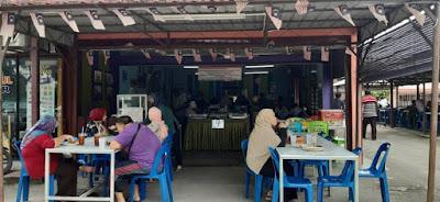Selera Akmal, Padang Matsirat
