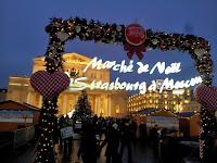 Christmas fair in Moscow 2014