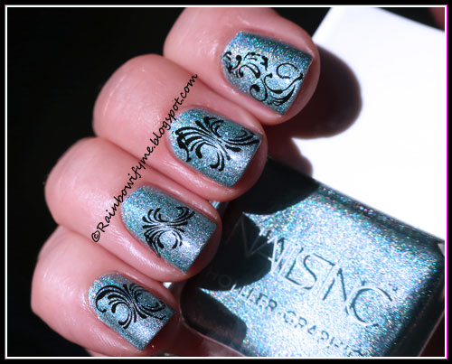 Nails Inc. ~ Cosmic Queen