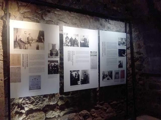 Tatev acoge exposición al 150 aniversario de Komitas