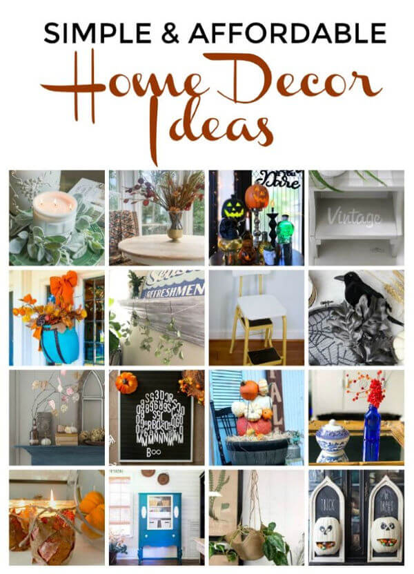 projects from the Thrifty Style Team