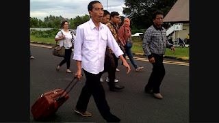 Istana Bantah Jokowi ke Solo untuk Hindari Demo: Sudah Dijadwalkan Jauh-jauh Hari