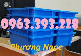Khay nhựa đựng linh kiện, thùng nhựa A4, thùng nhựa công nghiệp Z1106666404431_432da60c5549f5dc1ce0c58c94de8a15