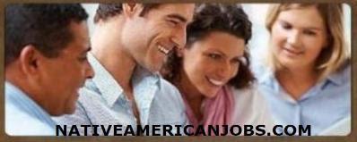 Logo Native American Jobs