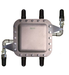 industrial wireless access point enclosure