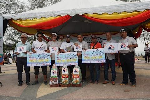 SIRI KE-7 TOURISM MALAYSIA SURFCASTING TOUR 2019, A JOURNEY TO VISIT MALAYSIA 2020 DI PANTAI CAHAYA NEGERI, PORT DICKSON TARIK LEBIH 5 RIBU PENGUNJUNG!