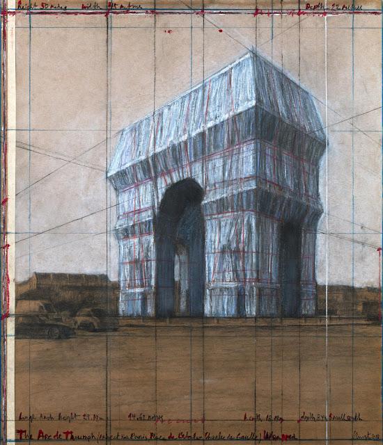 Proyecto Arco del Triunfo París