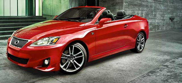 2016 Lexus ISC F Sport Review